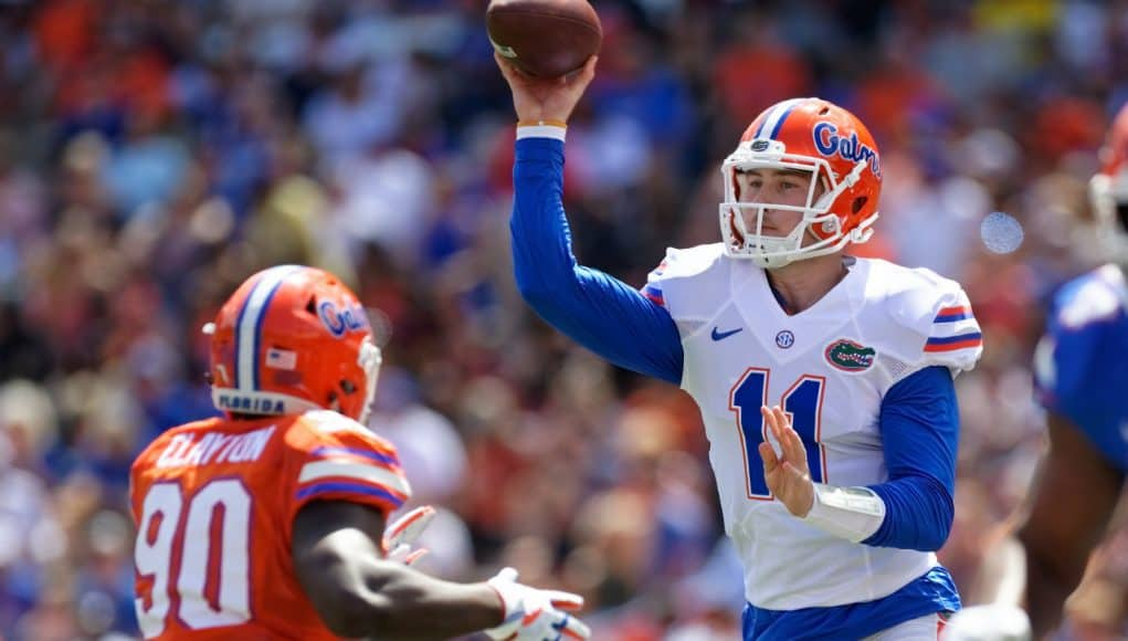 Recapping The Orange And Blue Game For The Florida Gators Podcast