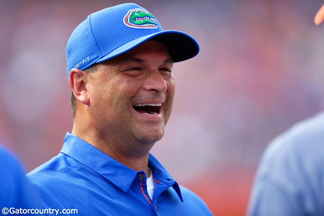 Johnson excited to pick up an offer from the Florida Gators