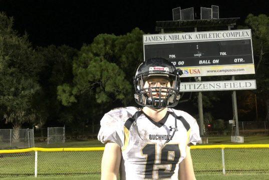 Florida Gators athlete commit Trent Whittemore- 1280x960
