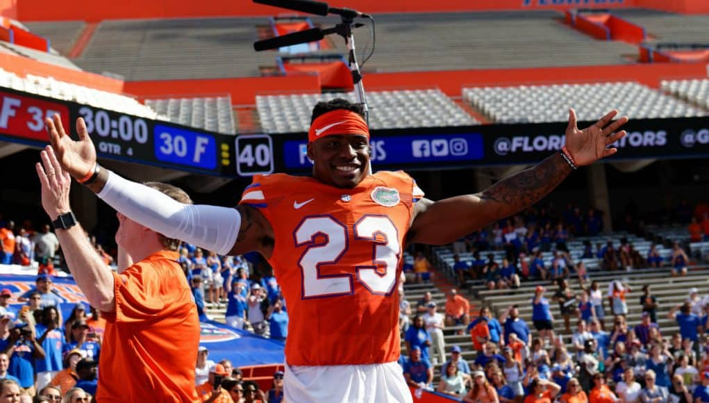 41eb6735d Predictions for the Florida Gators football season