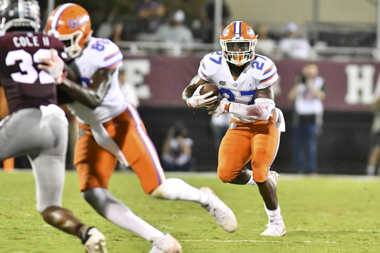 Florida football film study: offense vs. Mississippi State | GatorCountry.com