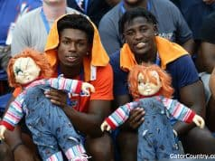 Florida Gators targets Lloyd Summerall and Keon Zipperer in the Swamp- 1280x853