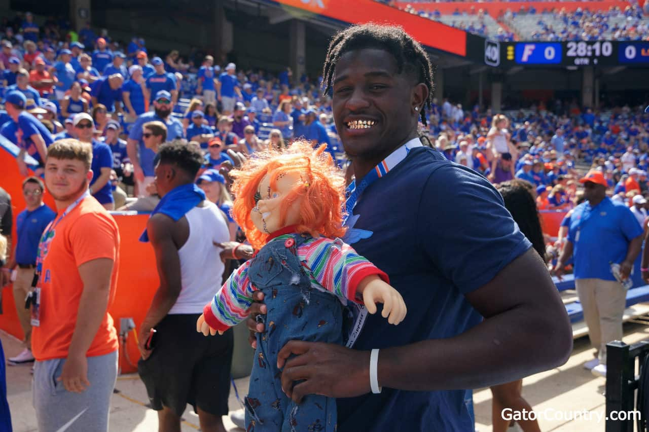 The Florida Gators helped their chances with Zipperer | GatorCountry.com
