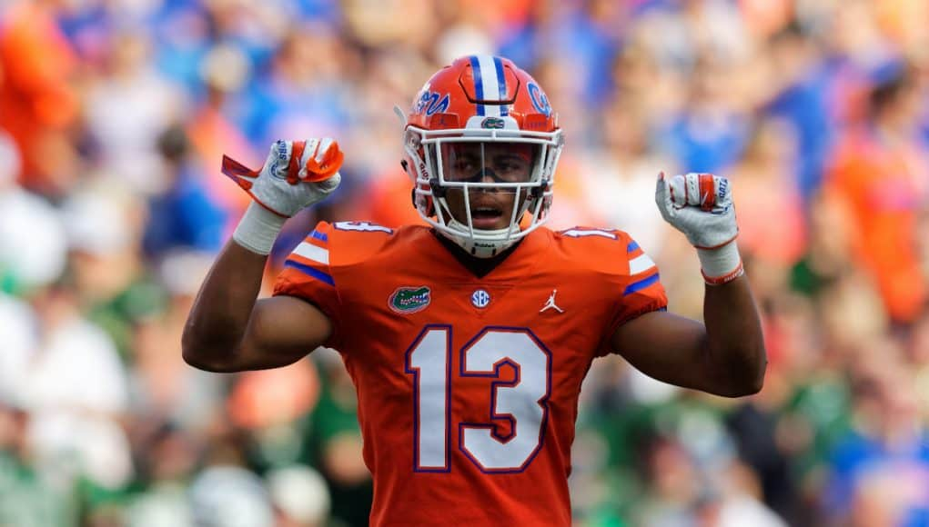 Donovan Stiner earns recognition and a nickname | GatorCountry.com