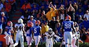 Florida Gators defense looks on as Missouri scores- 1280x853