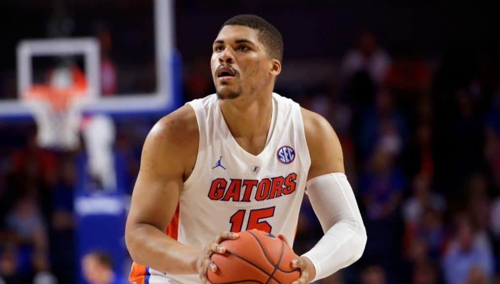 Florida Gators forward Isaiah Stokes against Charleston Southern-1280x853