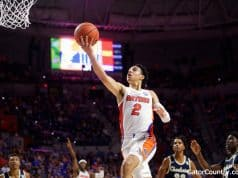 Florida Gators guard Andrew Nembhard against Charleston Southern-1280x851