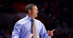 Florida Gators head coach Mike White coaches against Charleston Southern-1280x853