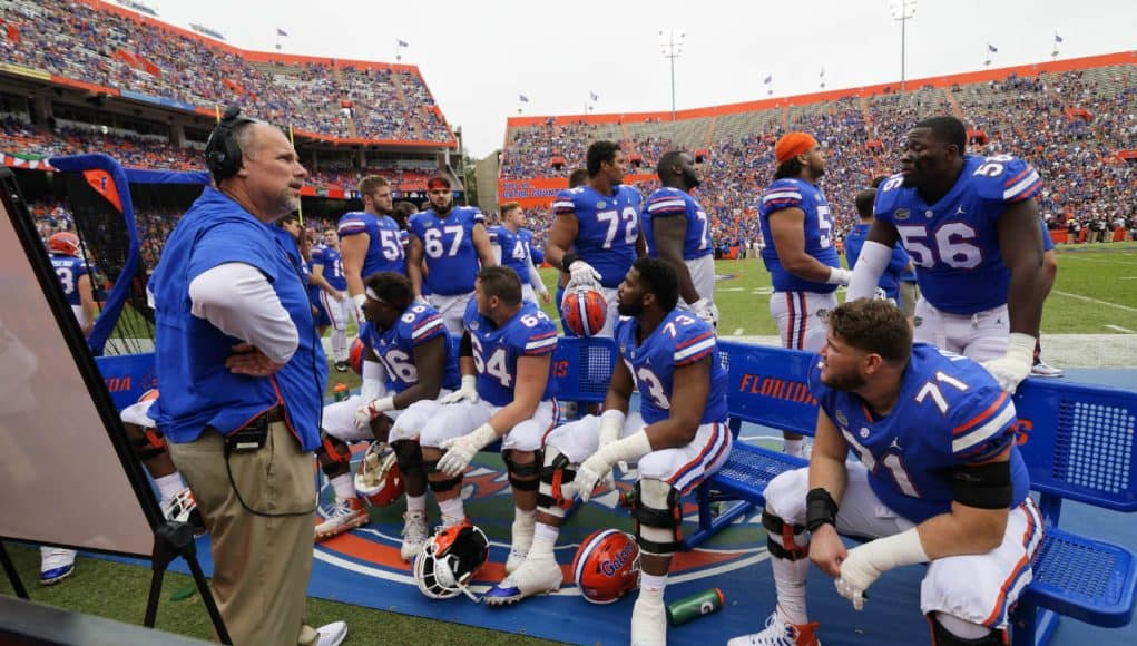 podcast recapping the florida gators win over south carolina