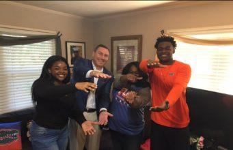 Florida Gators linebacker commit Jesiah Pierre- 1280x963