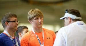 Florida Gators 2021 tight end target Cane Berrong in Gainesville- 1280x853
