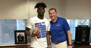 Florida Gators athlete target Jaheim Bell visiting Gainesville- 1280x1244