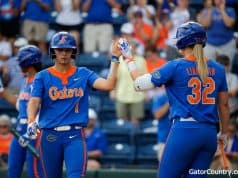 Florida Gators softball catcher Kendyl Lindaman-1280x853