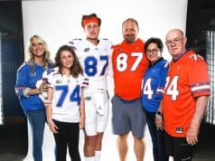 Tight end Jonathan Odom on his official visit to Gainesville- 1280x1337