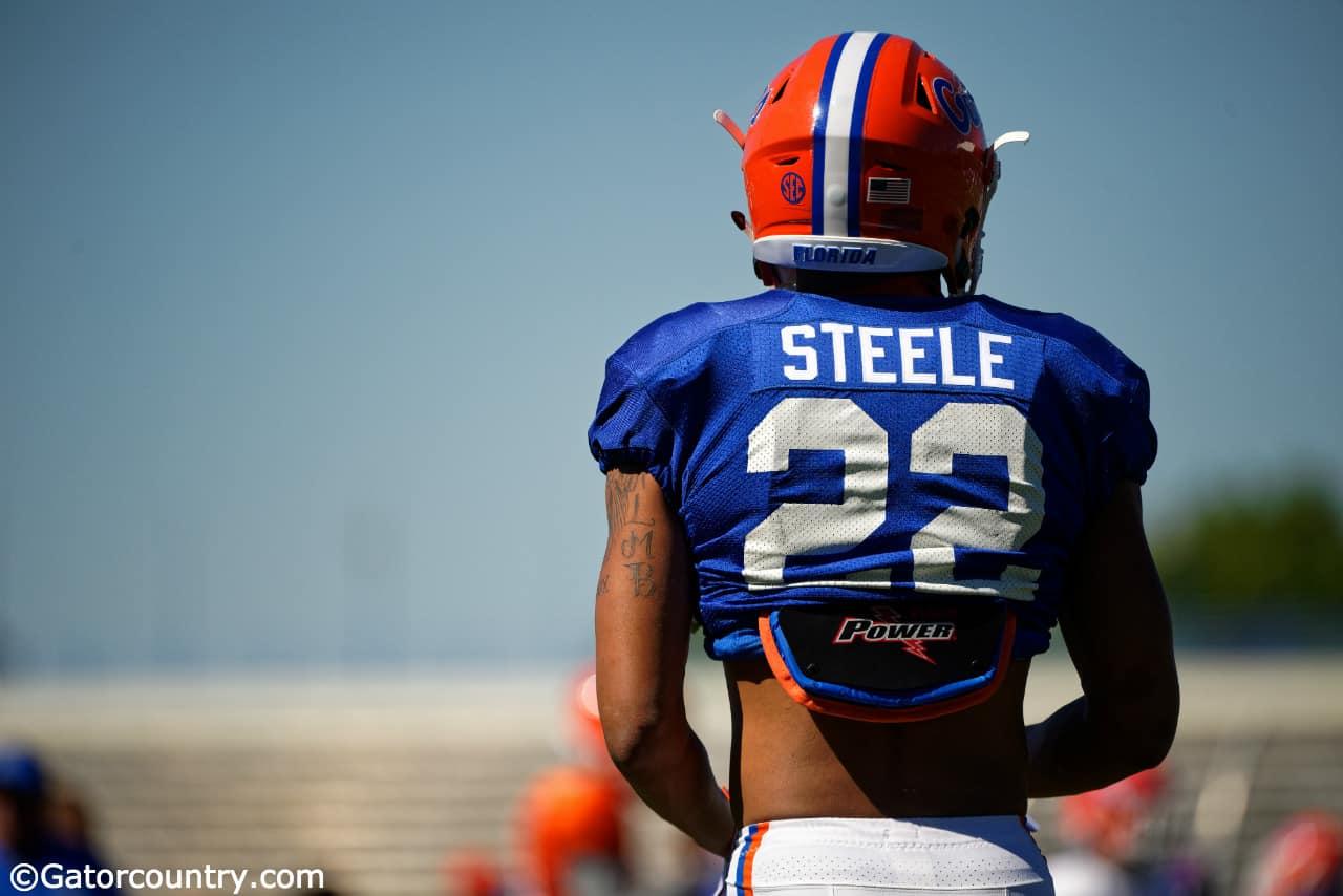 67c52e54 Chris Steele transferring away from Florida | GatorCountry.com