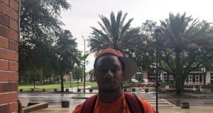 Florida Gators defensive back commit Rashad Torrence at Friday Night Lights- 1280x960
