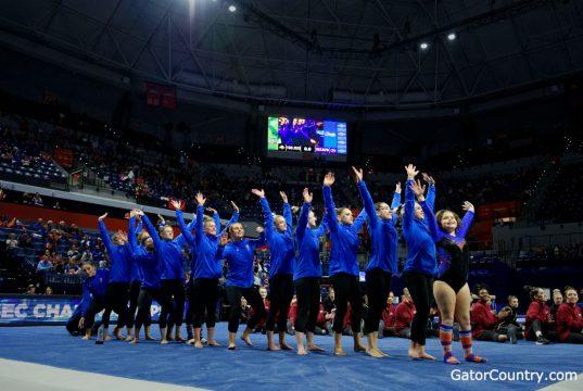 Florida Gators Gymnastics knocks off two top 25 teams in 2020- 1280x852