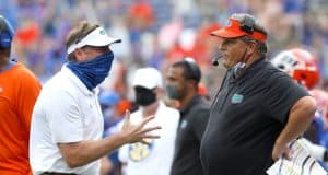 Dan Mullen yelling at defensive coordinator Todd Grantham-1070x850