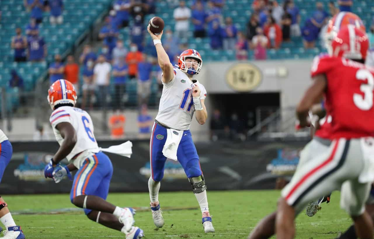 Trask gets his first Heisman moment with win over Georgia | GatorCountry.com