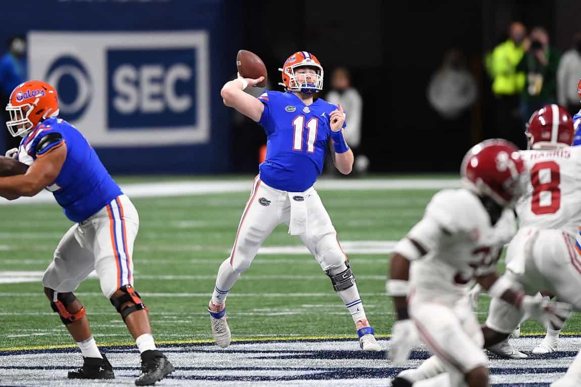 Florida Gators fall in the SEC Championship to Alabama | GatorCountry.com