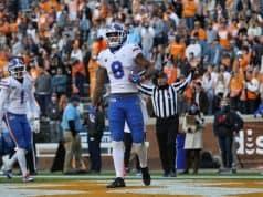 Trevon Grimes scores against Tennessee- 1200x734