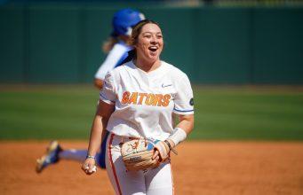Florida Gators softball RHP Natalie Lugo-University of Florida Gators softball-1200x800