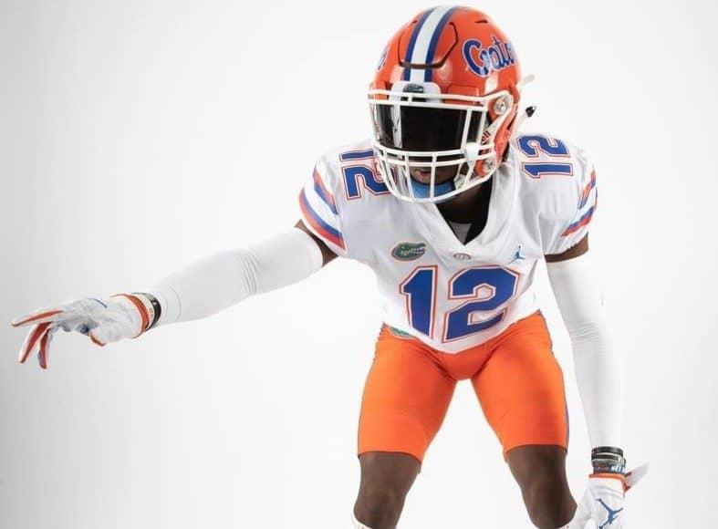 Florida Gators defensive back commit Julian Humphrey- 787x836